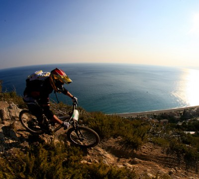 Mountain Biking In Finale Ligure