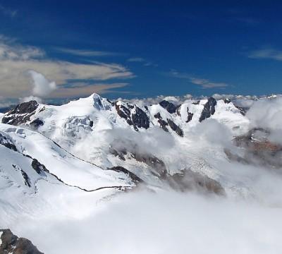 Adamello Glacier Trip