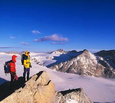 Easy Alpine Routes