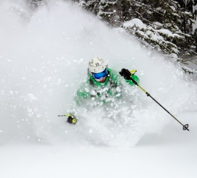 Guided Off-piste Skiing In The Italian Alps