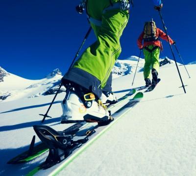 Learn To Ski Tour In The Italian Alps