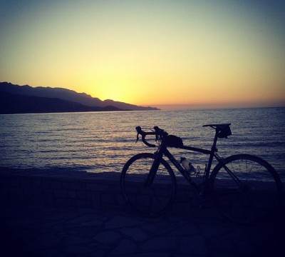 Road Biking In The Italian Riviera