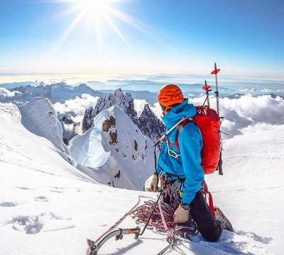 Basic Mountaineering Course