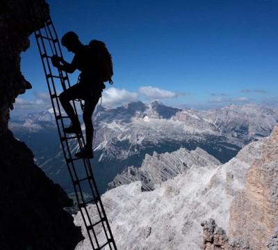 Via Ferrata Dolomites