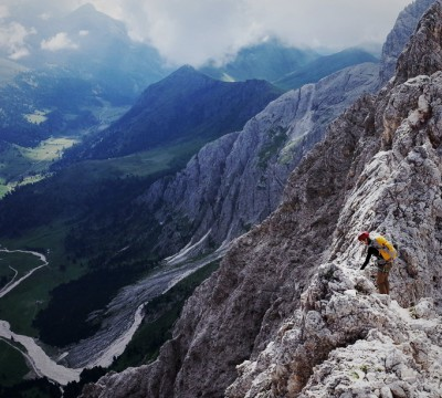 Via Ferrata Dolomites Multi-day trip