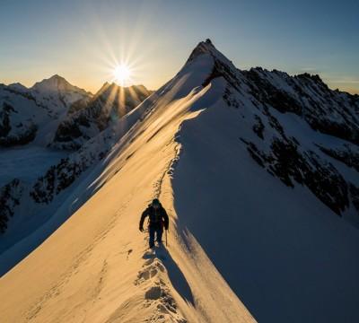 Intermediate & Advanced Alpine Routes