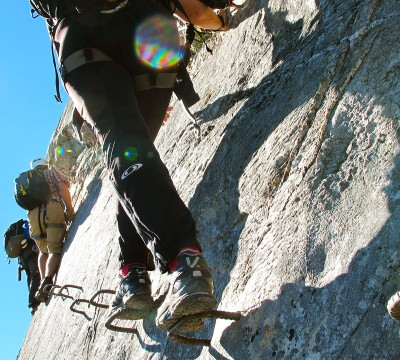 Via Ferrata Finale Ligure